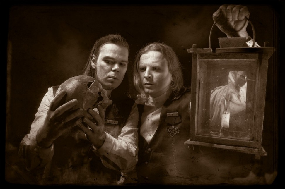 The Vision Bleak - horror metal
