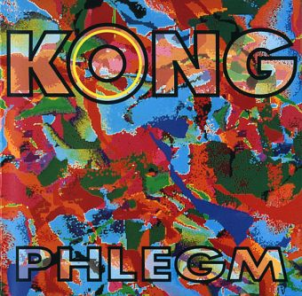 Kong Phlegm metal progresywny