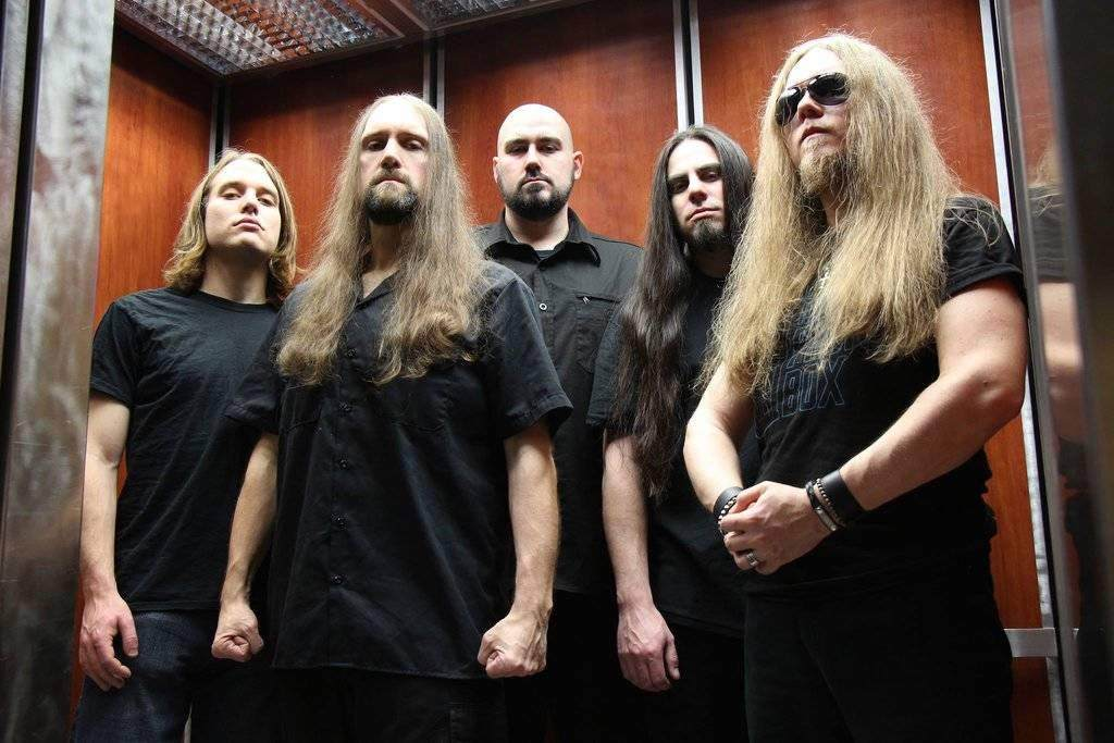Novembers Doom doom metal band