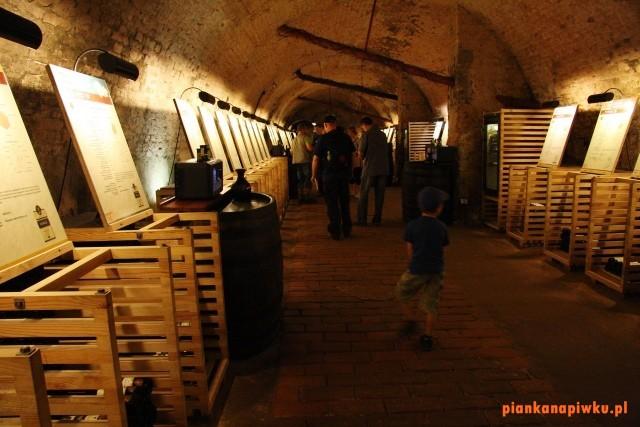winoteka Valtice, Czechy