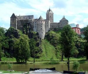 zamek Loket blog o podróżowaniu zamki w czechach