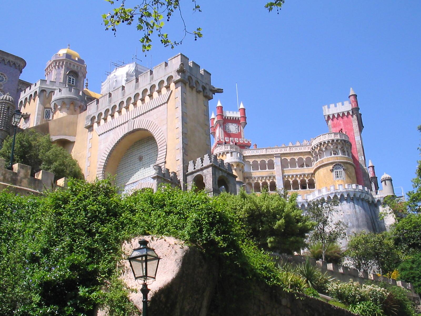 Pałac Pena Lizbona