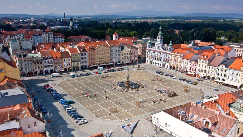 Ceske Budejovice blog o podróżach po czechach