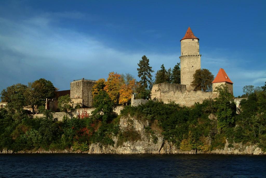 zamek Zvikov blog o podróżowaniu