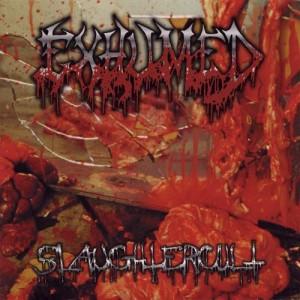 exhumed blog o metalu