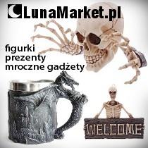 LunaMarket.pl - magiczny sklep ezoteryczny, figurki fantasy, mroczne gadżety - czaszki, gargulce, smoki