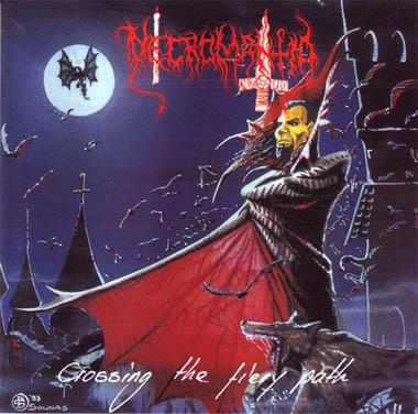 Necromantia black metal blog