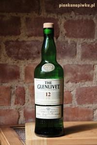Blog o alkoholach - whisky Glenlivet