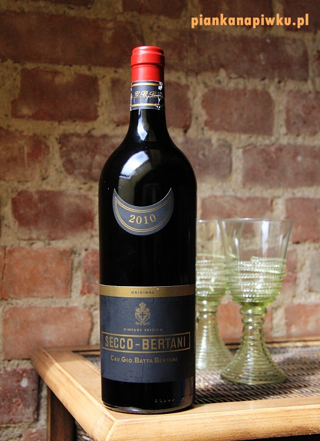 wina włoskie - blog o alkoholach - secco bertani