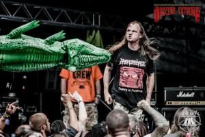 Inhumate na Obscene Extreme Festival 2015