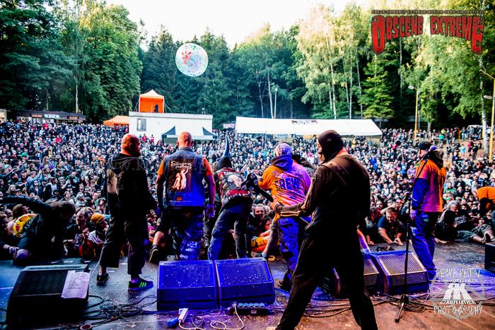 Rompeprop na Obscene Extreme Festival 2015