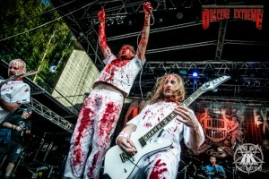 General Surgery na Obscene Extreme Festival 2015