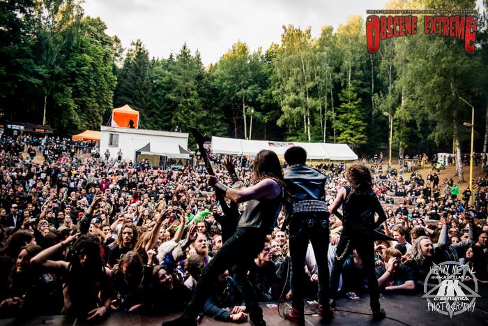 Hirax na Obscene Extreme Festival 2015