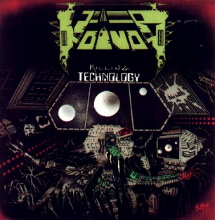 Killing technology Voivod