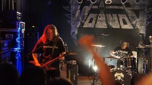 Voivod koncert w klubie Firlej we Wrocławiu