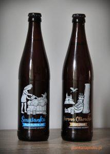 piwo śmietanka pszeniczne i korona olbrachta