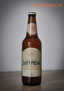 piwo Złoty Pociąg blog o piwie