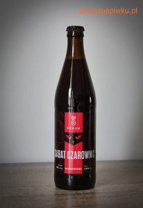 sabat czarownic piwo browar Perun