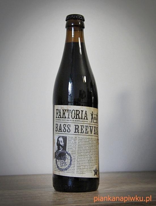 piwo rzemieslnicze kraftowe bass reeves