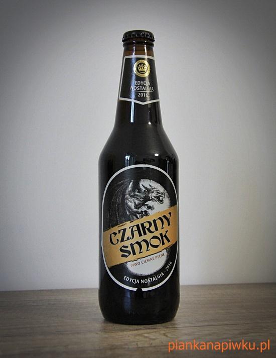 piwo rzemieślnicze kraftowe czarny smok nostalgia