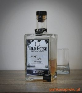 whisky whiskey irlandzka the wild geese