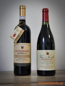 fattoria cabanon wina włoskie organiczne bio