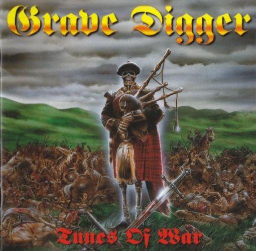 Grave Digger historia heavy metalu, blog o muzyce metalowej, recenzje płyt
