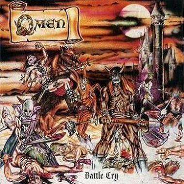 "Omen ""Battle Cry"" - blog o muzyce metalowej, historia heavy metalu"