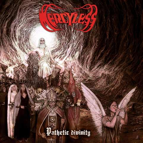 mercyless pathetic divinity blog o muzyce alternatywnej, metalowej, recenzje płyt metalowych