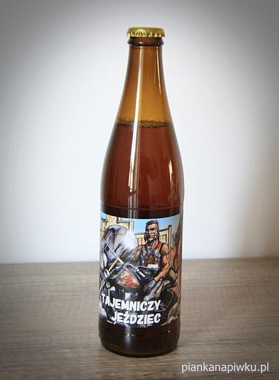 tajemniczy jeździec piwo kraftowe rzemieślnicze blog o piwach