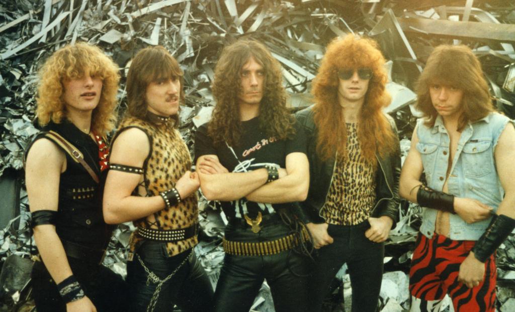 Satan - blog o muzyce metalowej, recenzje płyt