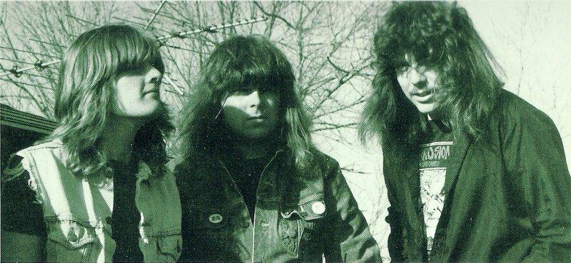 Slaughter blog o muzyce metalowej, blog metalowca, recenzje płyt, historia metalu