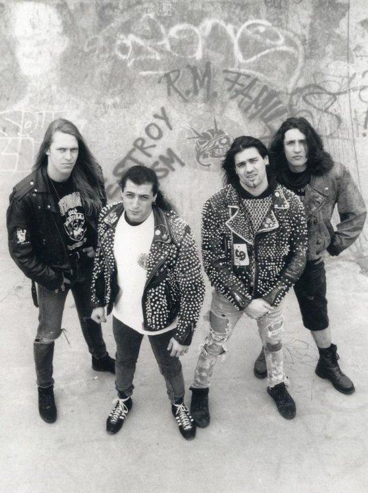 RUMBLE MILITIA - blog o muzyce alternatywnej, metalowej, recenzje płyt