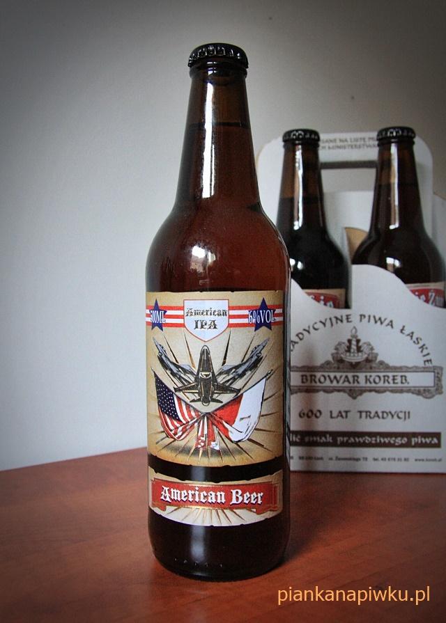 piwo American Ipa browar Koreb blog o alkoholach