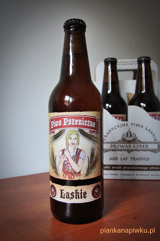 piwo Łaskie pszeniczne