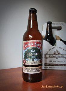piwo Łaskie Żywe browar Koreb blog o piwie