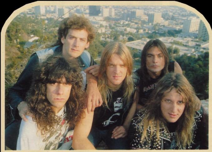 holy terror blog o muzyce metalowej, recenzje płyt metalowych