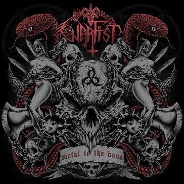 Warfist Metal to the bone recenzja płyty