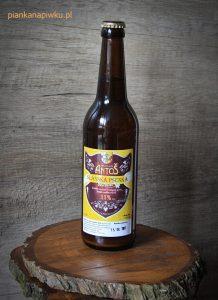 pivovar antos - slanska psenka bezova - czeskie piwa