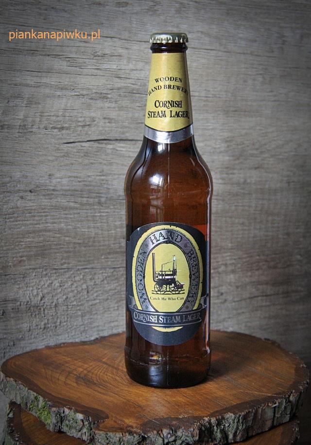 blog o piwie - piwa czeskie: Cornish Steam Lager