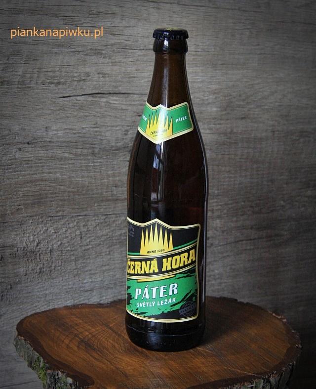 blog o piwach - czeskie piwo Pater browar Cerna Hora