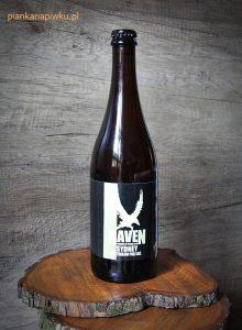 piwo Raven - czeskie piwa - blog o piwach rzemieślniczych