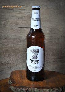 blog o piwach i innych alkoholach - piwa czeskie: Sedmy Schod