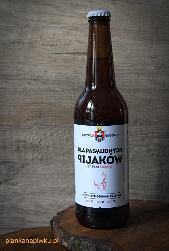 piwo dla paskudnych pijaków od food emperora - blog o piwie