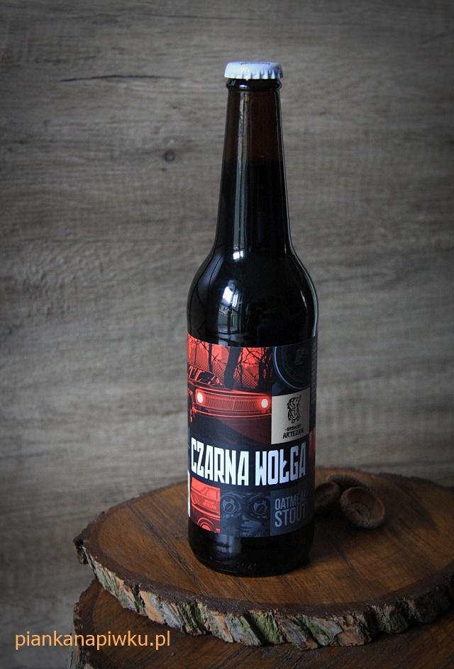 piwo Czarna Wołga