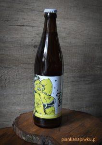 piwo kraftowe rzemieślnicze blog o piwach piwo Figlarna Bożena