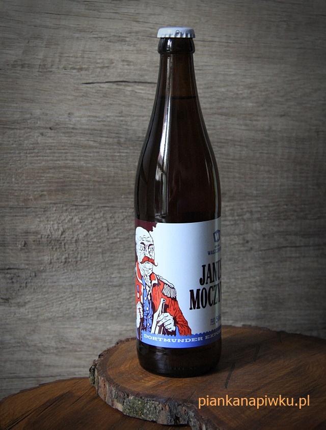 piwo kraftowe rzemieślnicze blog o piwach piwo Janusz Moczywąs