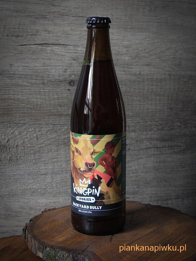 piwo kraftowe rzemieślnicze blog o piwach piwo Kingpin