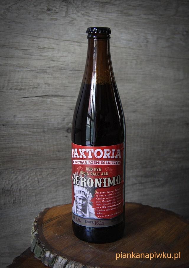 piwo geronimo