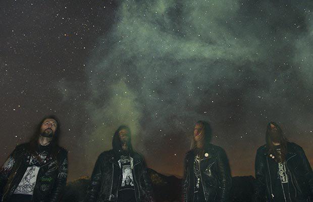 "Spectral Voice -""Eroded Corridors of Unbeing"" receznzja albumu, blog o muzyce alternatywnej"